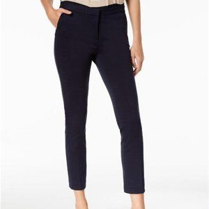 Pants - Tommy Hilfiger Womens Newport Slim-Fit Pants Blue